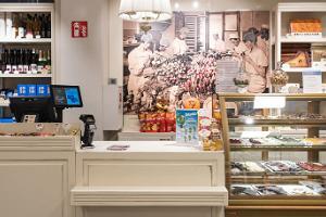 Kalev Chocolate Shop in Narva