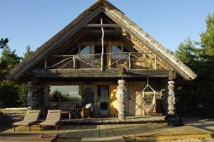 Ausflug auf die Insel Prangli (dt. Wrangelsholm) und Saunatour