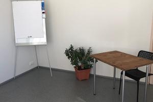 Seminarielokalen i Kynö Hamns Boende