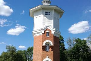 Risti watertower from the Tsar era