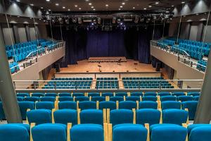 Konferenzzentrum des Konzerthauses Vanemuine, Saal