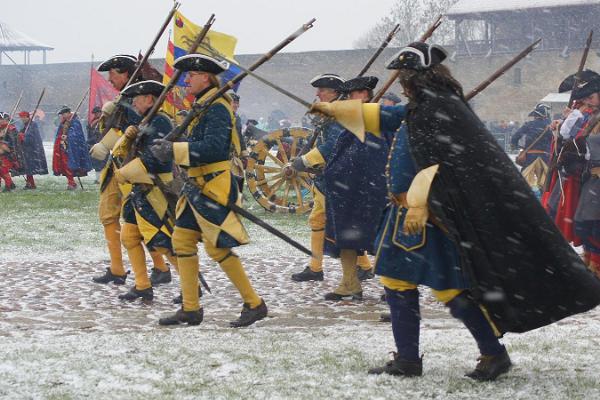 """Starptautiskais vēstures festivāls """"Ziemas kaujas"""""""