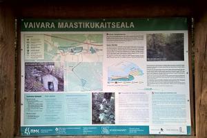 Vaivara historieled
