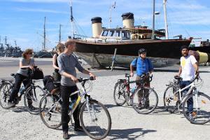 "Radtour ""Jenseits von Tallinn"""