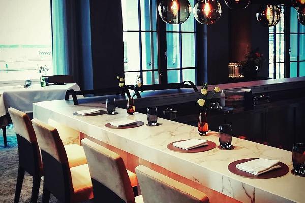 Restoran 180° by Matthias Diether