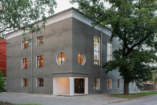 Seminar rooms in the clubhouse of the Tartu Comb Factory