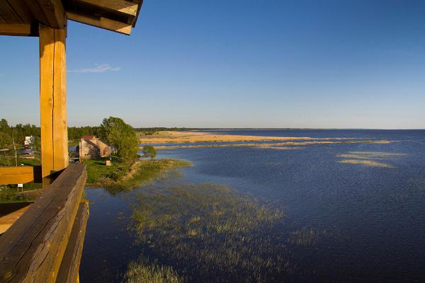Острова, гавани и рыбацкие деревни Эстонии
