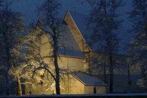 Церковь Ридала