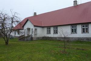 Inkvartering vid pastoratet I Kihelkonna
