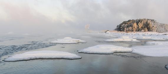 Estonian winter in Käsmu, Visit Estonia