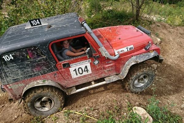 Saare Safari - mini sacīkstes un pārgājieni ar Jeep automašīnām