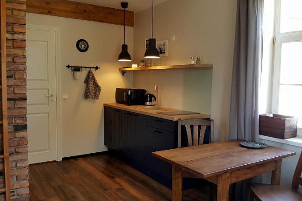 Kuressaare Family and Garden apartment 2-toaline