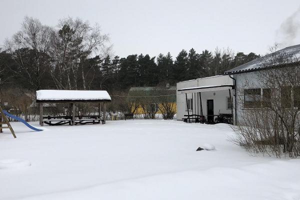 """""""Puhka Kihnus"""" kutsub avastama sõiduautoga talvist Kihnut!"""