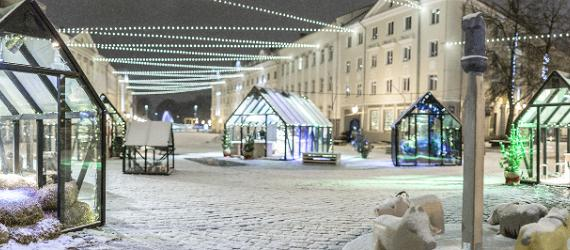 Christmas city Tartu, Visit Estonia