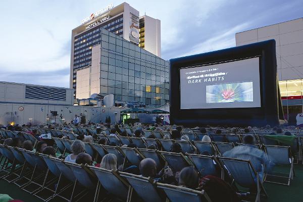 Кинофестиваль в Таллине