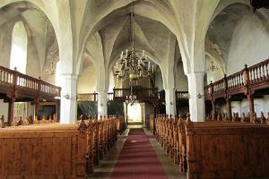 Haljalas Svētā Maurīcija baznīca