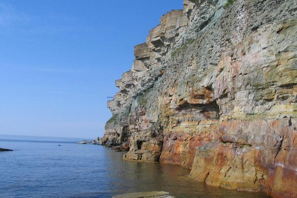 Turen till staden Paldiskis historia