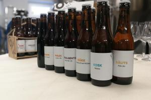 Guidad tur och provsmakning av öl på bryggeriet KOLK i Haapsalu
