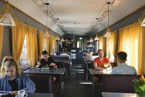 Vagn-restaurang Peatus