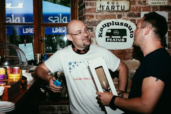 Estland für Männer: Die besten Bars und Pubs