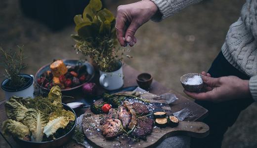 Estnisches Essen
