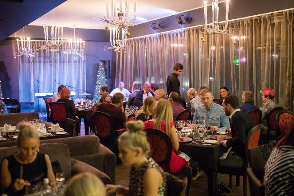 Lounge & Restoran Muusa