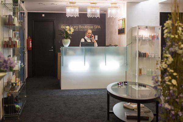 Wasserzentrum im Arensburg Boutique Hotel & Spa