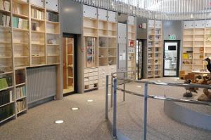 Pernova Naturhus permanenta exposition