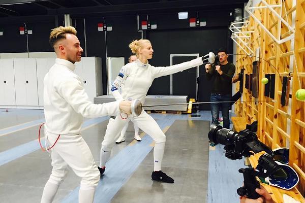 Exclusive fencing – become a Haapsalu Musketeer