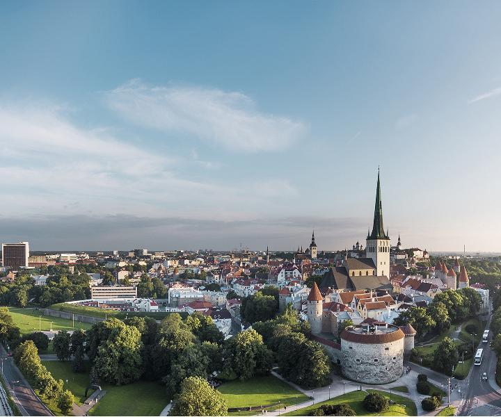 Skyscraper the #EstonianWay