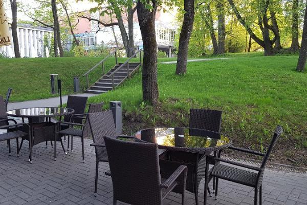 Ресторан Vaga Mama в Тарту