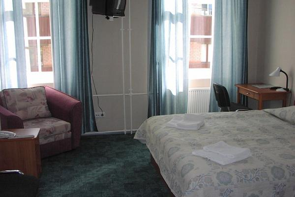 CENTRAL Hotell