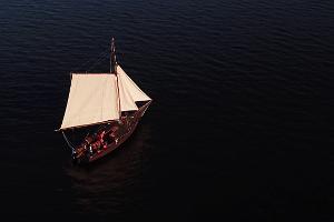 Väinamere uisk - purjelaeva reisid Muhu saare ja mandri vahel