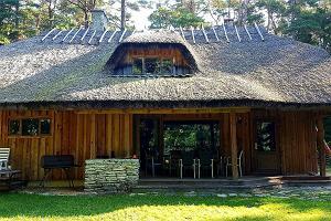 Ristna Puumetsa big cottage