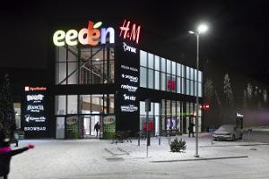 Ostos- ja vapaa-aikakeskus Eeden