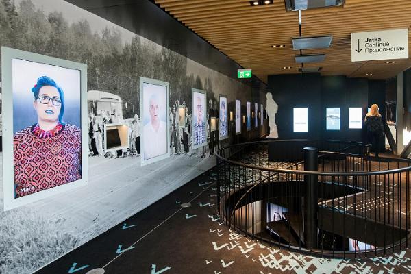 Miehitysten ja vapauden museo Vabamu