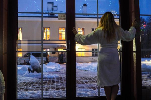 Mäetaguse manor house - backroom 18+