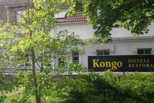 Restaurant des Hotels Kongo