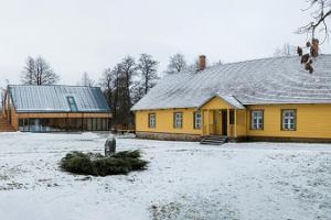 Das Oskar Luts-Museum der Kirchspielschule in Palamuse (dt. St. Bartholomäi)