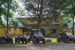 ATV-matkad Mõedaku Puhkekeskus