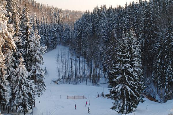 Kiidi turismitalu talvepark