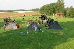 Деревня отдыха при туристическом хуторе Калда