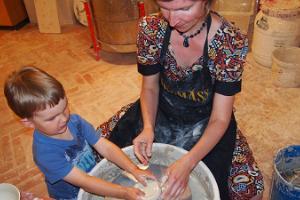 Alatskivi pils keramikas darbnīca