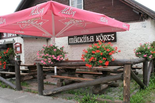 Mäeküla Pub