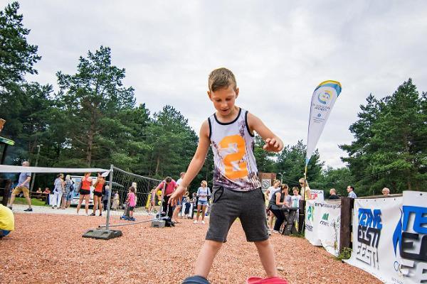Äkkekülan urheilu- ja virkistysalue Narvassa