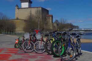 Narva Joaoru rannahoone ja puhkeala