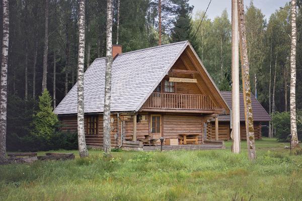 Lomakoti Aasa Pärnumaalla