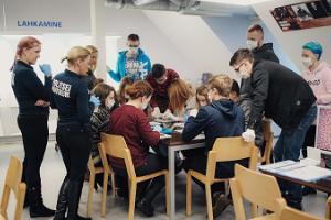 """Mannschaftsspiel """"Experten des forensischen Labors"""" und ein Besuch des Polizeimuseums"""