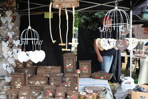Große Ausstellung und Jahrmarkt von Paunvere