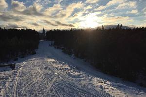 Paluküla Health Trail in Hiiumaa